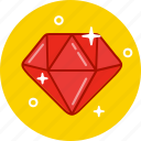 diamond, excellent, jewel, jewellery, precious icon