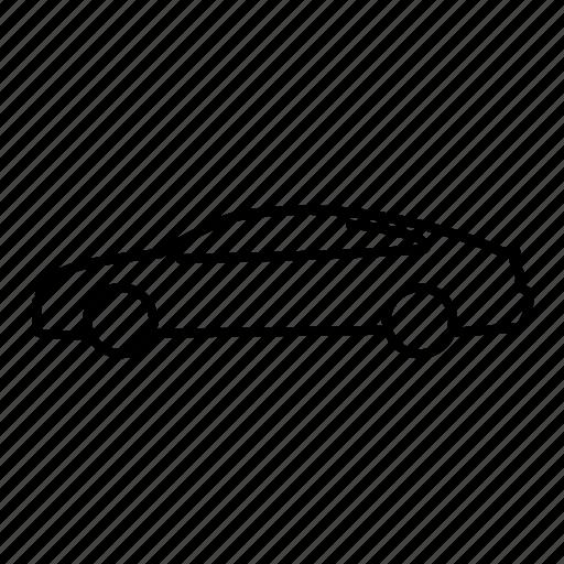 arteon, car, sedan, transport, vehicle, volkswagen icon