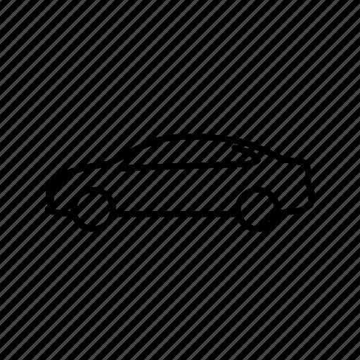 car, polo, sedan, transport, vehicle, volkswagen icon