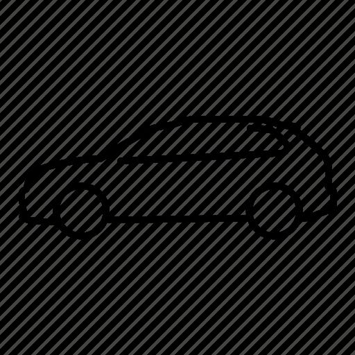 4x4, car, suv, tiguan, transport, volkswagen icon - Download on Iconfinder