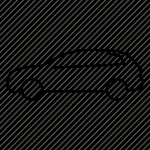 4x4, car, suv, toureg, transport, vehicle, volkswagen icon - Download on Iconfinder