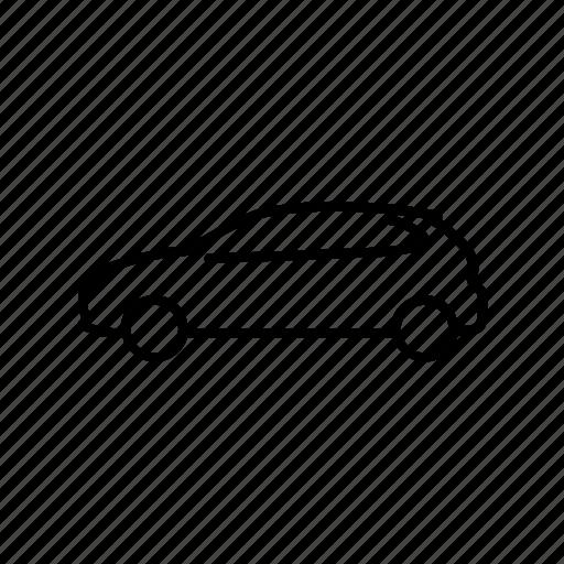 car, transport, vehicle, vivo, volkswagen icon