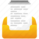 document, documentation, file, file type, folder, format, paper icon