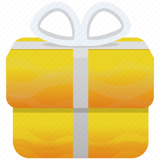birthday, box, delivery, gift, package, present, product icon