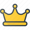 king, royal, queen, crown, awward, reward