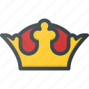 awward, crown, king, queen, reward, royal icon