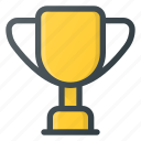 awward, cup, first, place, reward, win icon