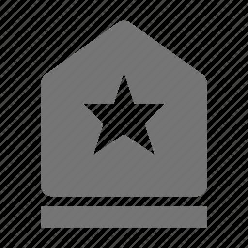 Badge, achievement, bookmark, favorite, star icon - Download on Iconfinder