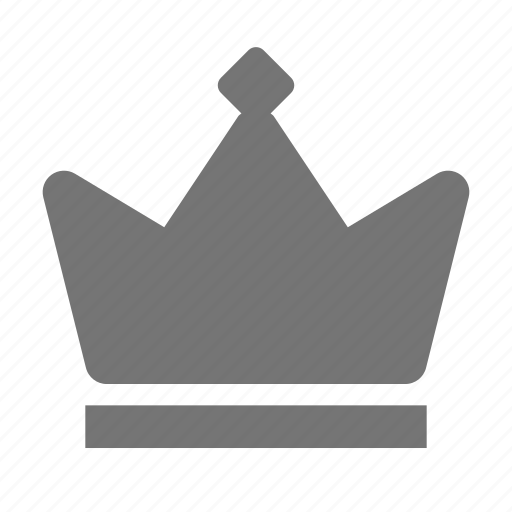 crown, king, queen icon