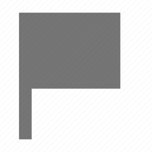 flag, pin icon