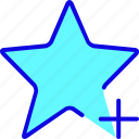 favorite, favorites, like, new, rating, star, votes icon
