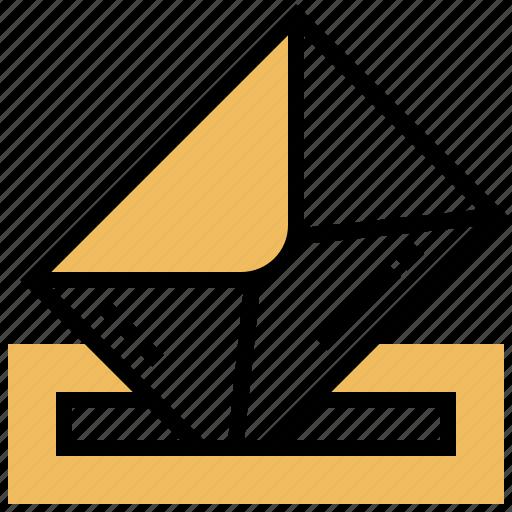 advanced, ballot, election, pre, voting icon
