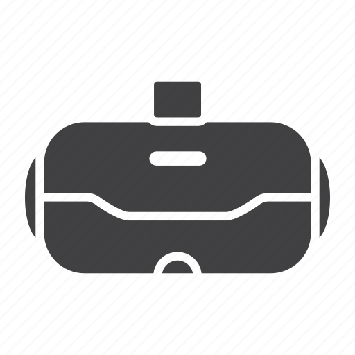 glasses, goggle, headset, reality, virtual, vr icon