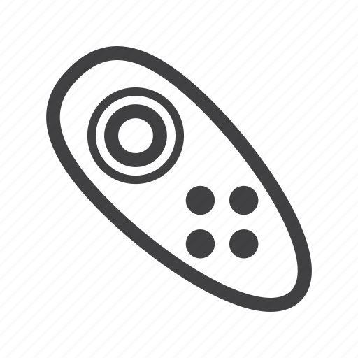 controller, game, joystick, remote, vr icon