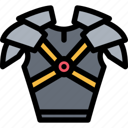 armor, conflict, military, soldier, war, weapon icon