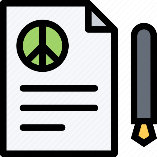 agreement, conflict, military, peace, soldier, war, weapon icon