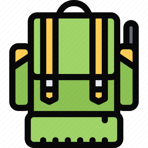 backpack, conflict, military, soldier, soldiers, war, weapon icon
