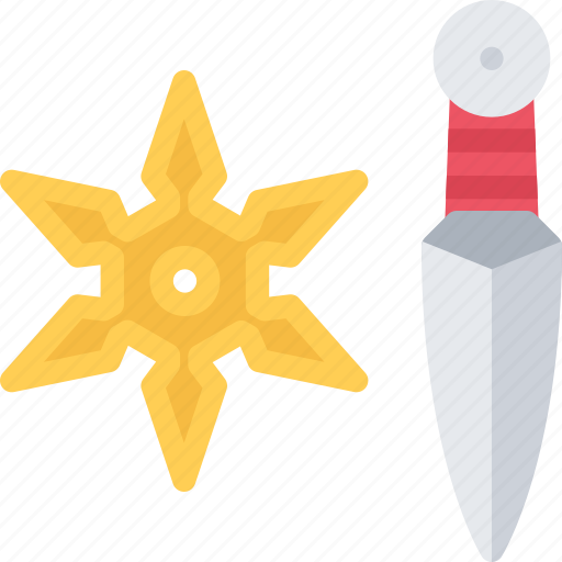 battle, fighter, ninja, soldiers, war, weapon, weapons icon