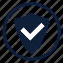 badge, emblem, guarantee, protection, satisfaction, warranty, safe