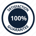 best, good, guarantee, guaranteed, safe, satisfaction, warranty icon