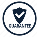 good, guarantee, protection, safe, satisfaction, vote, warranty icon