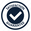 award, best, good, guarantee, satisfaction, warranty, yes icon