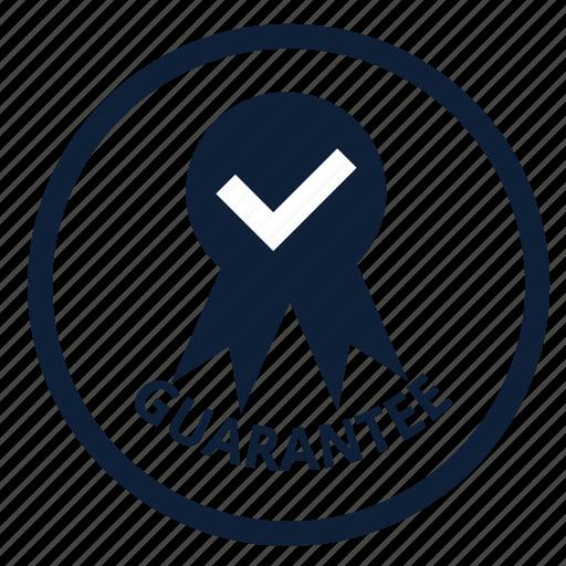 best, check, good, guarantee, satisfaction, vote, warranty icon