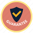 guarantee, protect, protection, safety, satisfaction, security, warranty icon