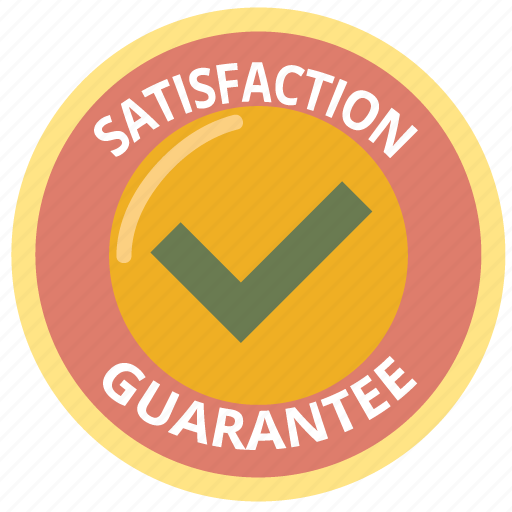 check, guarantee, online, satisfaction, store, warranty icon