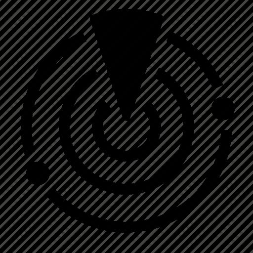 Cod, ping, radar, uav, warzone icon - Download on Iconfinder