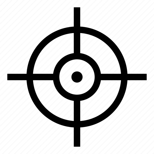 Marker, reticle, target, warzone, battlefield icon - Download on Iconfinder