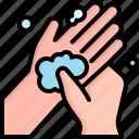 cleaning, hand, hygiene, soap, wash, washing