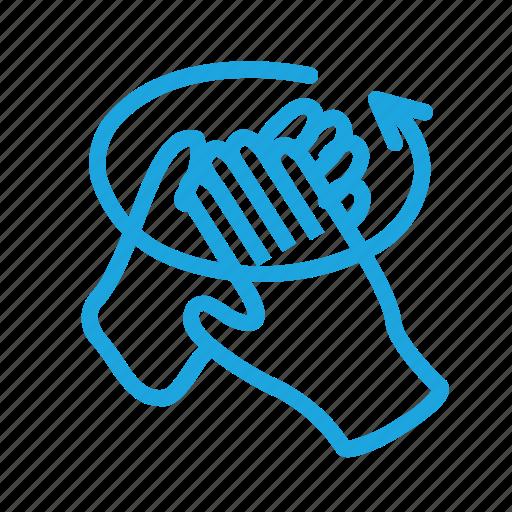 Hand, wash, clean, corona, safe, virus icon - Download on Iconfinder