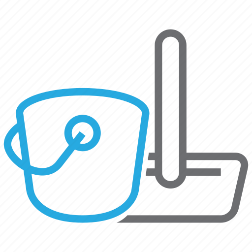 basin, clean, cleaning, dust, dustpan, pan, tools icon