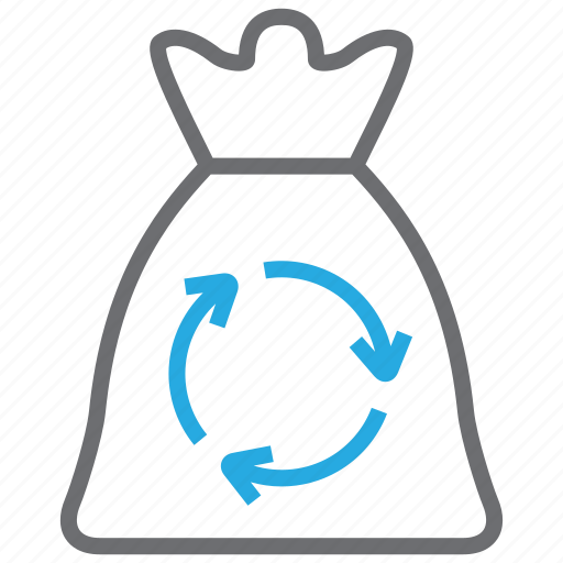 bin, clean, garbage, recycle, remove, trash icon
