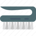 bathroom accessories, broom, clean tool, cleaning brush icon