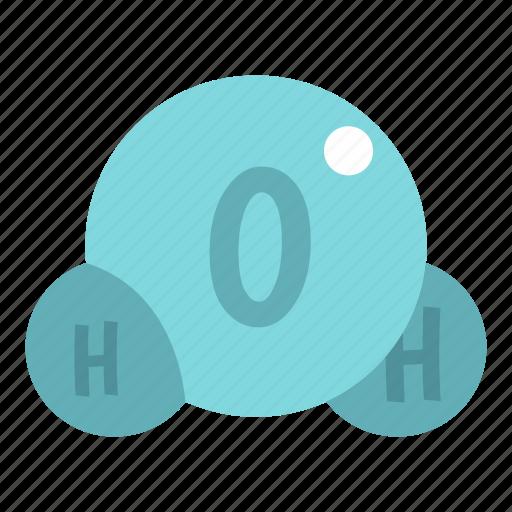 clean, drink, drinking, drop, liquid, nature, water molecule icon
