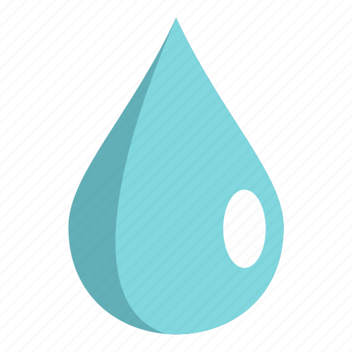 blue, drop, environment, natural, water, waterdrop, wet icon