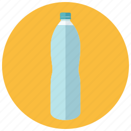 bottle, drink, plastic, save, water icon