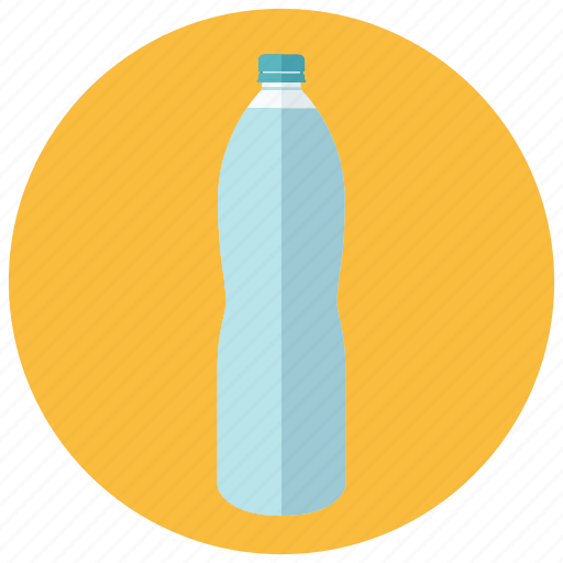 bottle, drink, guardar, plastic, save, water icon