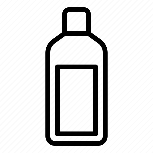 beverage, bottle, container, drink, water icon