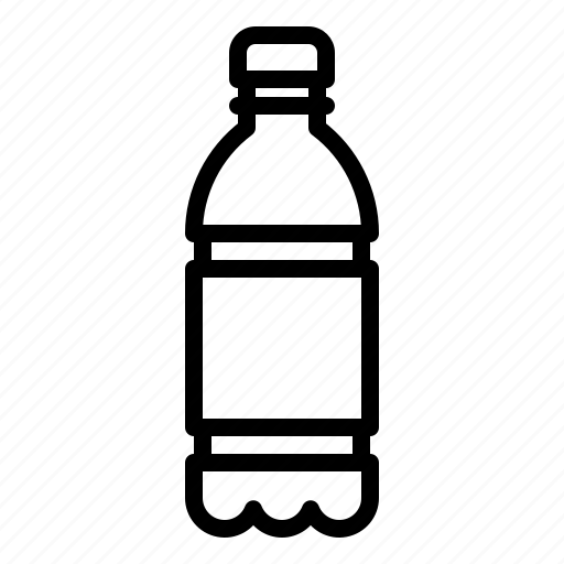 beverage, bottle, container, drink, soft drink, water icon