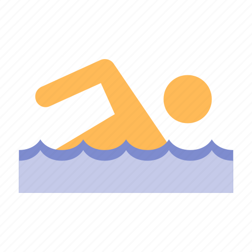 pool, sport, sports, swim, swimmer, swimming, water icon
