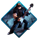 brutal, legend icon