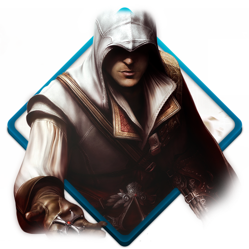 assasin, assassins creed, computer game icon