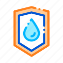 guard, material, waterproof icon icon