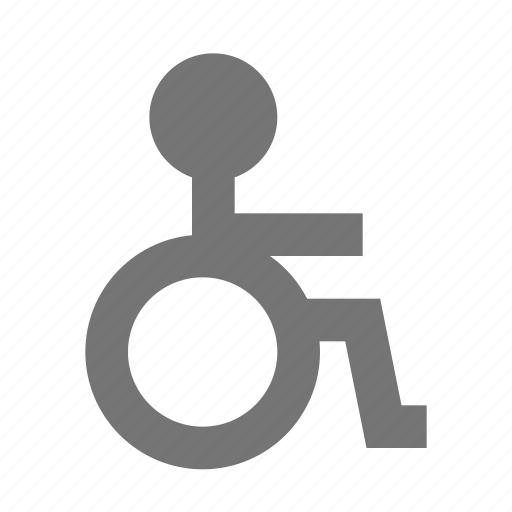 disability, handicapped sign, wheelchair icon