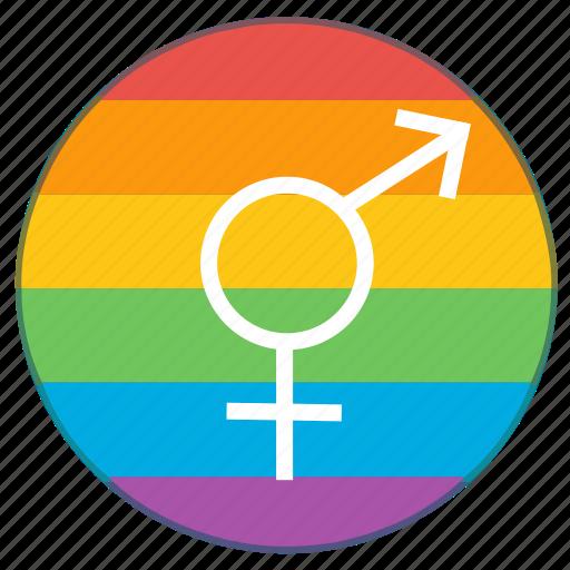 flag, gender, lgbt, pride, pride flag, rainbow, transgender icon