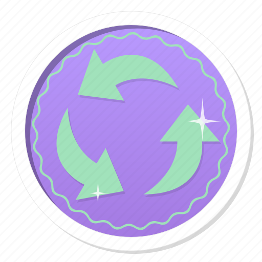 back, backup, badge, best, clear, durable, friendly, green, history, natural, nature, past, reconstruct, recyclable, recycle, restart, restore, revert, rewind, sustainable, time icon