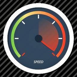 best, fast, fastest, gauge, gear, high, performance, rapid, speed, temperature, top, warm icon